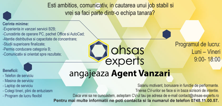 Agent-vanzari-OHSAS-Experts